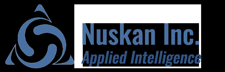Nuskan Inc. | Applied Intelligence Logo