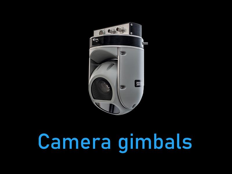 Camera-gimbals
