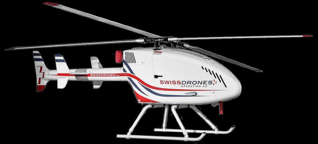 Swissdrones-drone